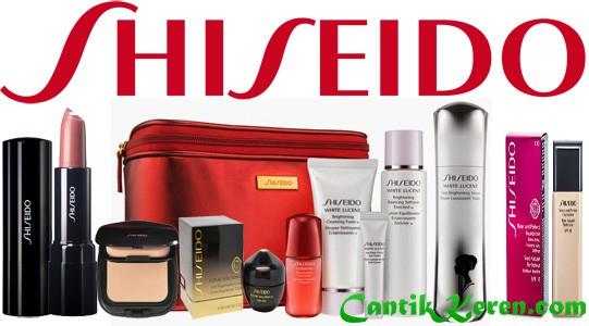 Katalog Produk Daftar Harga Shiseido Kosmetik Terbaru