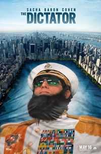 The Dictator 2012 Mobile Movie Dual Audio HEVC 100mb