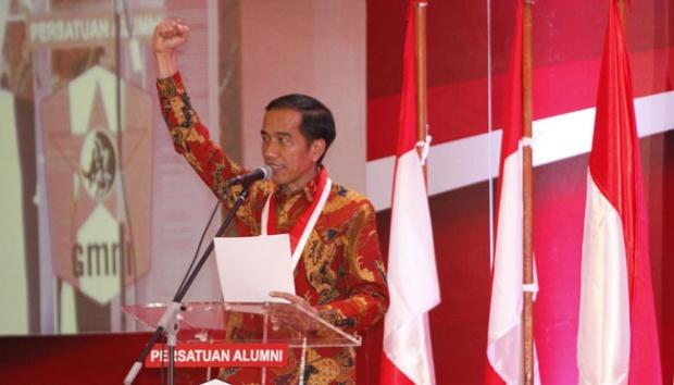 GNPF: Pesan Jokowi Bikin Relawan Jadi Beringas