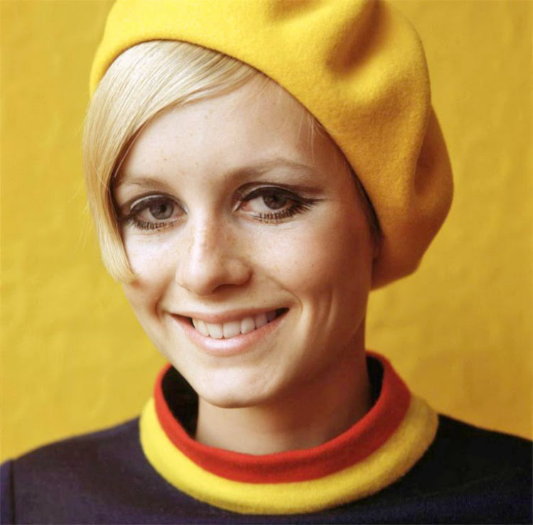 A Vintage Nerd 1960s Fashion Inspirations Vintage Tutorial How To Where A Beret