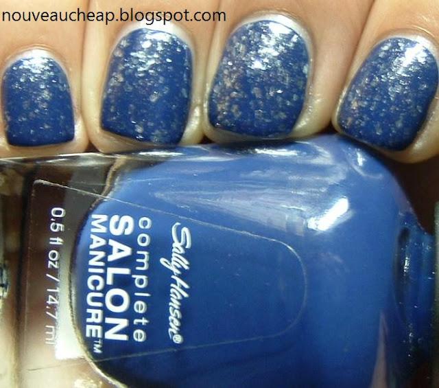 Review Sally Hansen Diamond Strength Nail Color In Glass Slipper Nouveau Cheap
