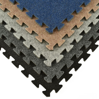 interlocking carpet tile Greatmats
