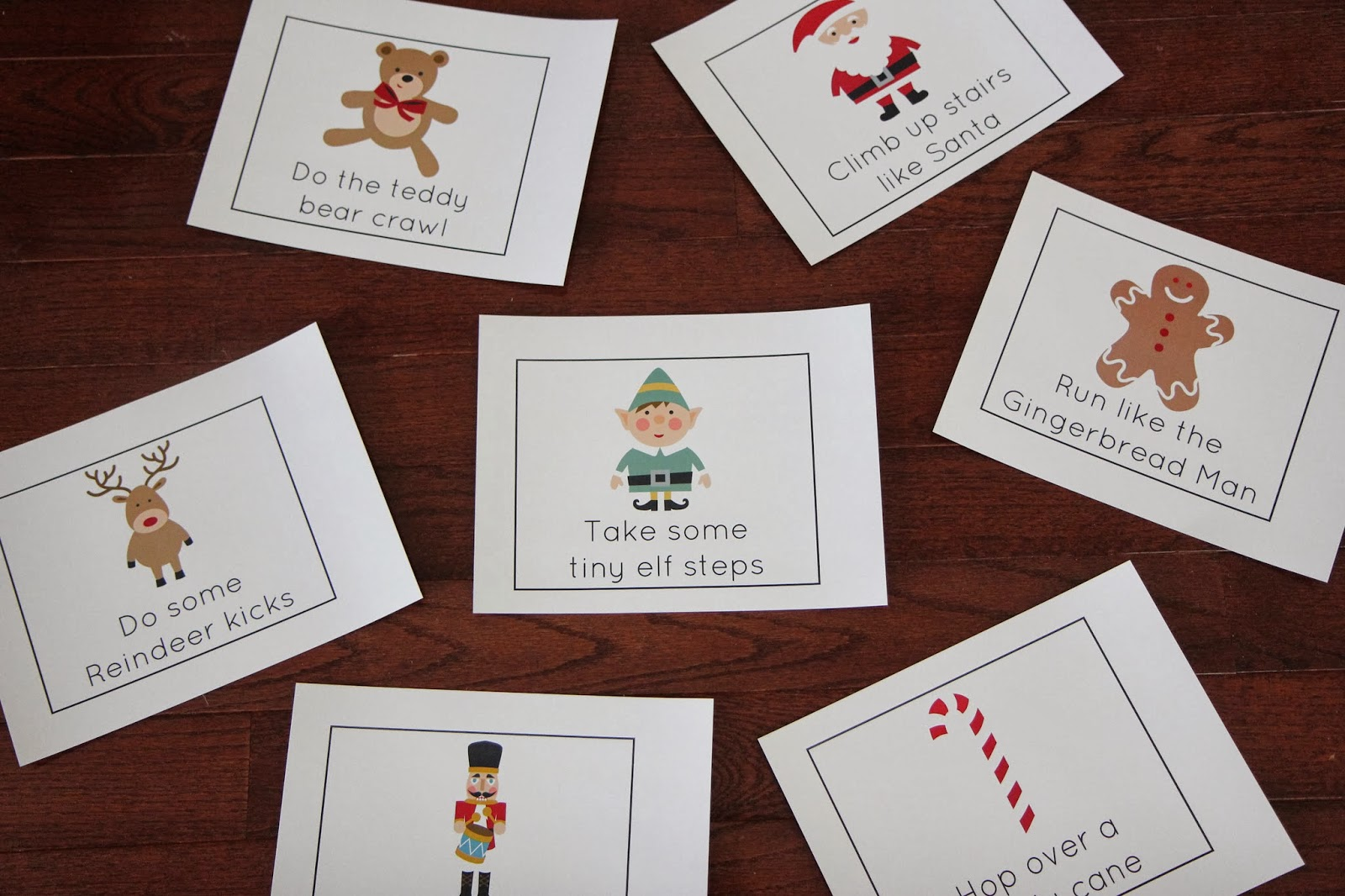 Toddler Approved Christmas Music Workout With Kids