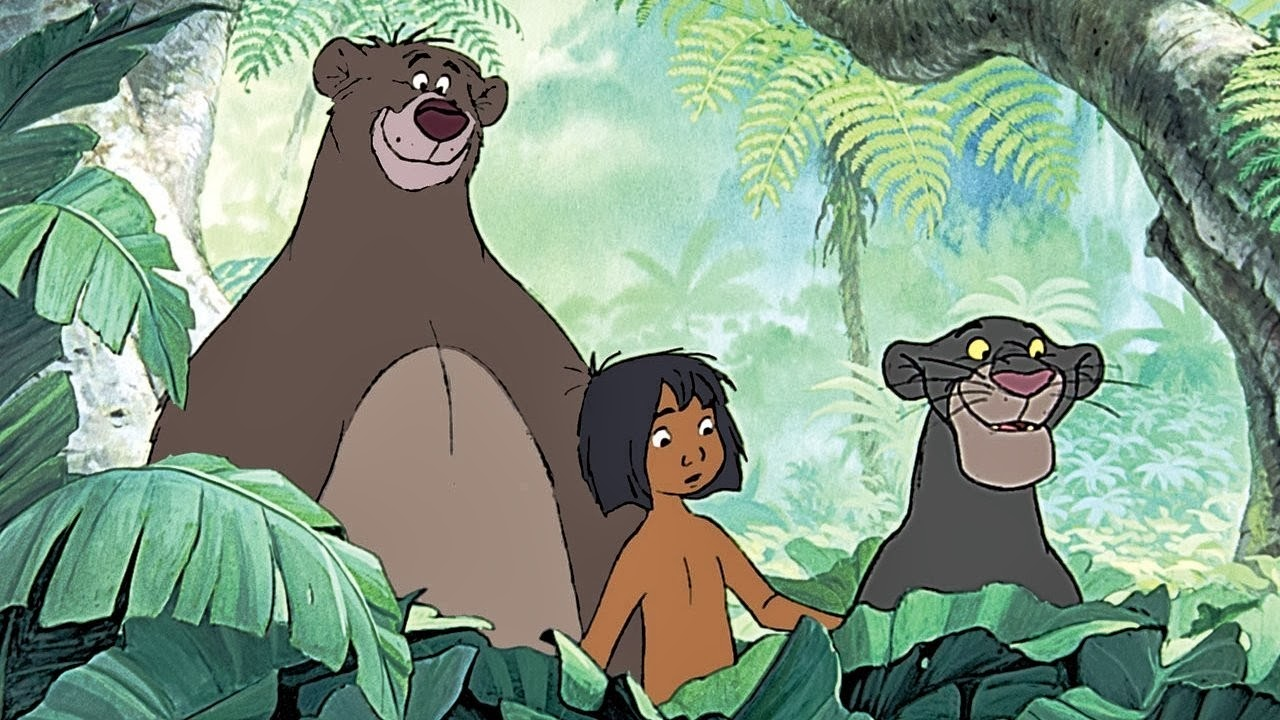 In the Frame Film Reviews: The Jungle Book - Diamond