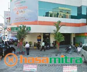 Lowongan Kerja PT Bank Perkreditan Rakyat Hasamitra 2017