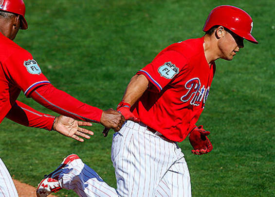 Phillies invite Scott Kingery and others to Clearwater for camp