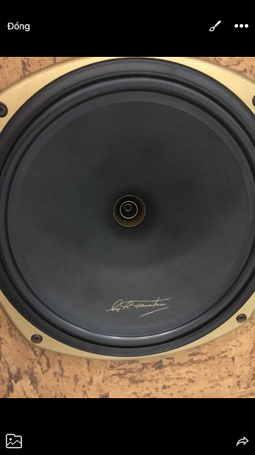 Loa Tannoy Memory TW - Made in England