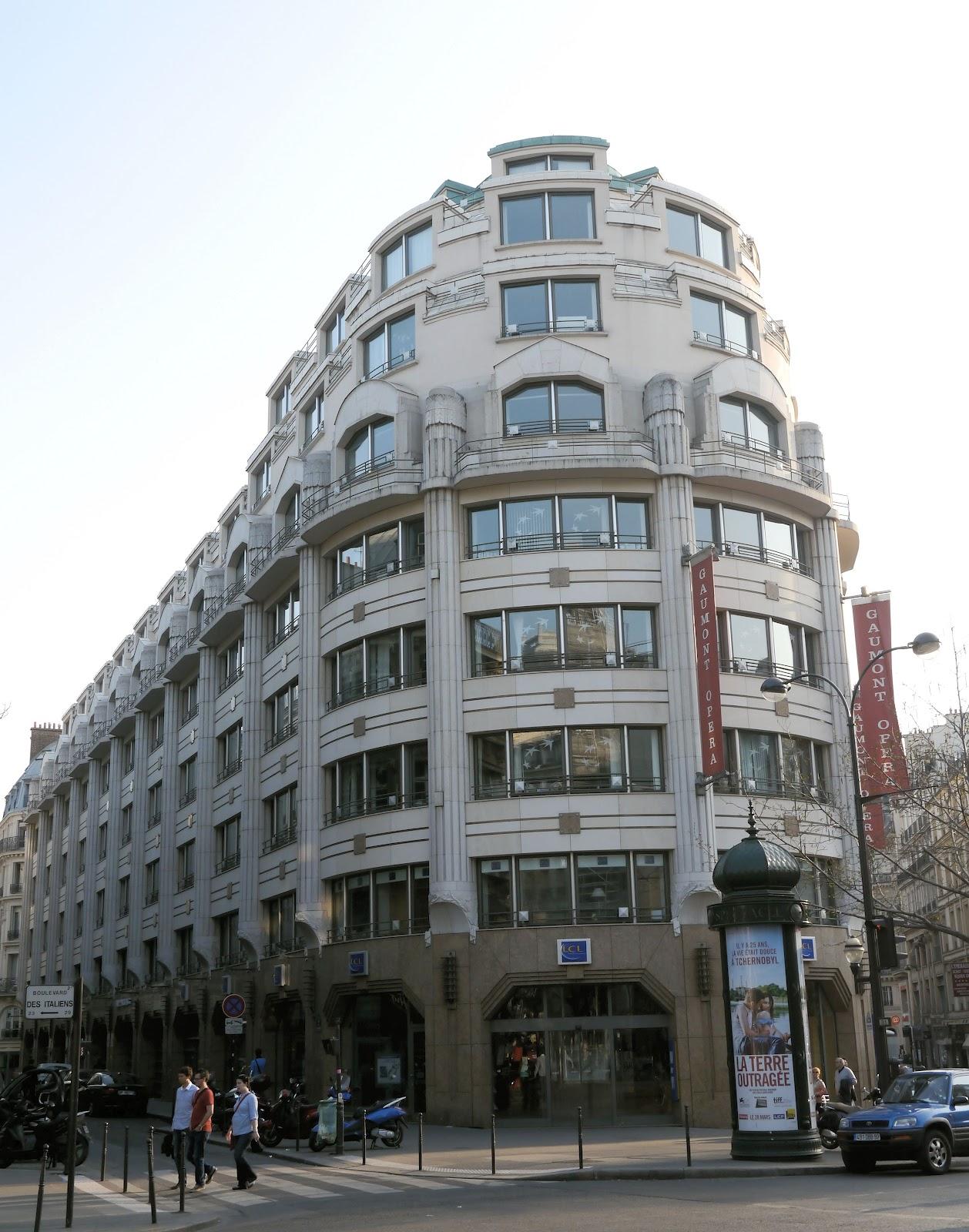 l 39 architecture parisienne des ann es 1920 1940 l 39 art. Black Bedroom Furniture Sets. Home Design Ideas