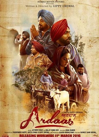 Watch Ardaas 2016 Punjabi 720p HDRip 999mb