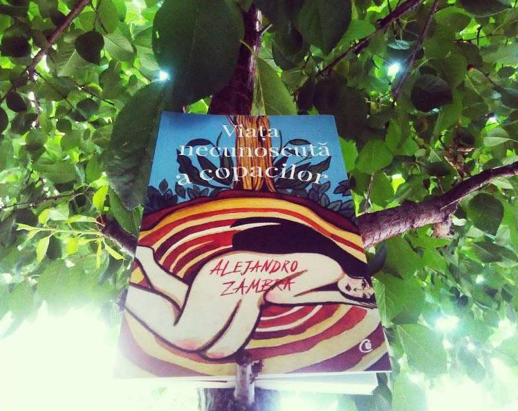 Viața necunoscută a copacilor de Alejandro Zambra
