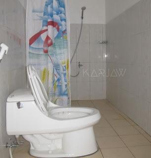 kelapa karimunjawa president toilet