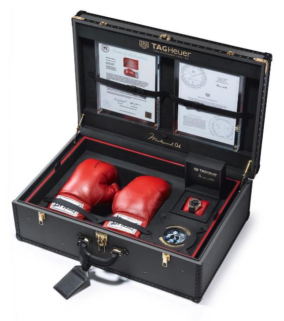 TAG Heuer Carrera Calibre 5 Muhammad Ali Edition prezzo