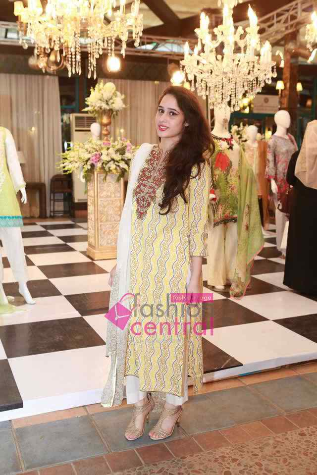 Launching of Gulmohar Lawn In Lahore