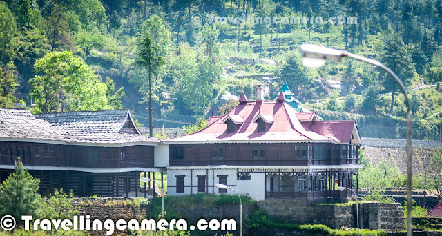 Sarahan Palace was also capital of former princely state of Bushair for several centuries. Sarahan is famous for it's legends, hilly architecture, special culture and amazing beauty of nature all around.