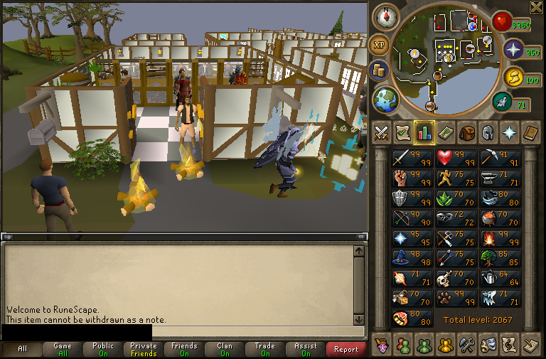 free runescape accounts names and passwords