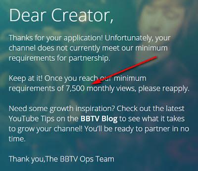 Điều kiện vào nét BBTV, Hướng dẫn tham gia BBTV Network