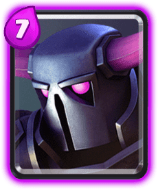 Clash Royale PEKKA card - Cards Wiki