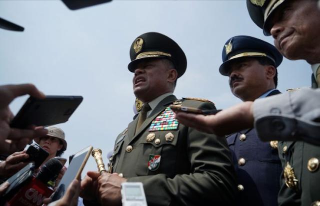 Panglima TNI Gatot Nurmantyo Ditolak Masuk Amerika, Begini Kronologisnya