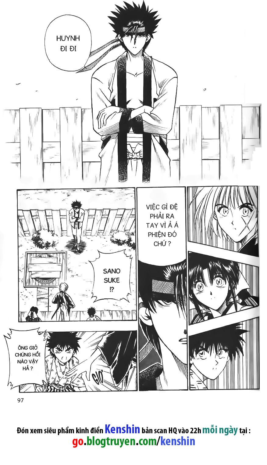 Rurouni Kenshin chap 20 trang 15