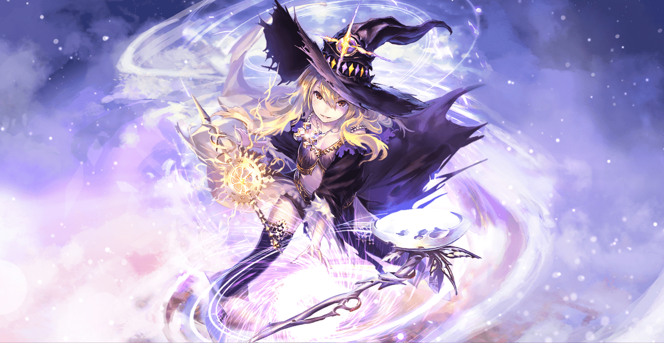 Daria, Dimensional Witch - Shadowverse [Wallpaper Engine Anime]