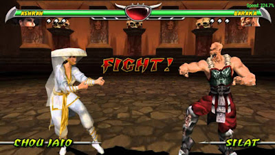 Mortal Kombat Unchained PSP ISO for Android