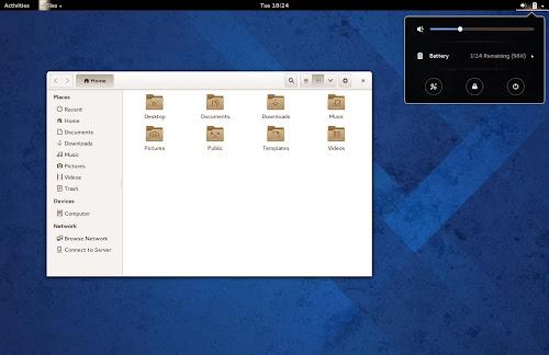 "Sistema Operativo Fedora 20 ""Heisenbug"""