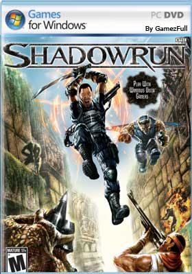 Shadowrun (2007) PC Full [ISO] [MEGA]