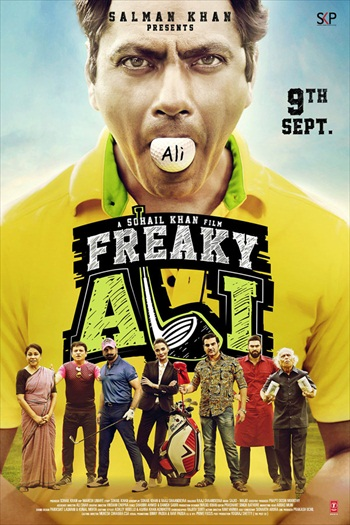 Freaky Ali 2016 Hindi 480p WEB-DL 300mb