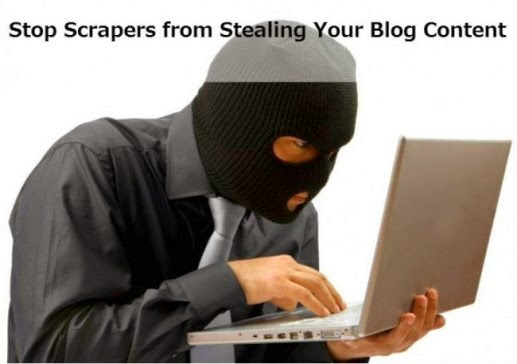 stop copying Blogger,WordPress Contents