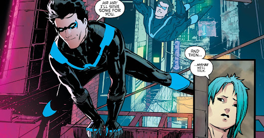 Nightwing #16 Preview
