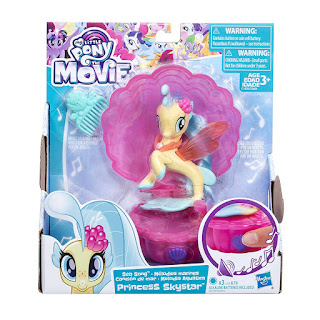 My Little Pony Movie Brushable - Princess Skystar Sea Song Seapony
