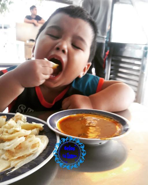 Wordless Wednesday | Bila Aqil Dapat Makan Orang Kenyang Jadi Lapar