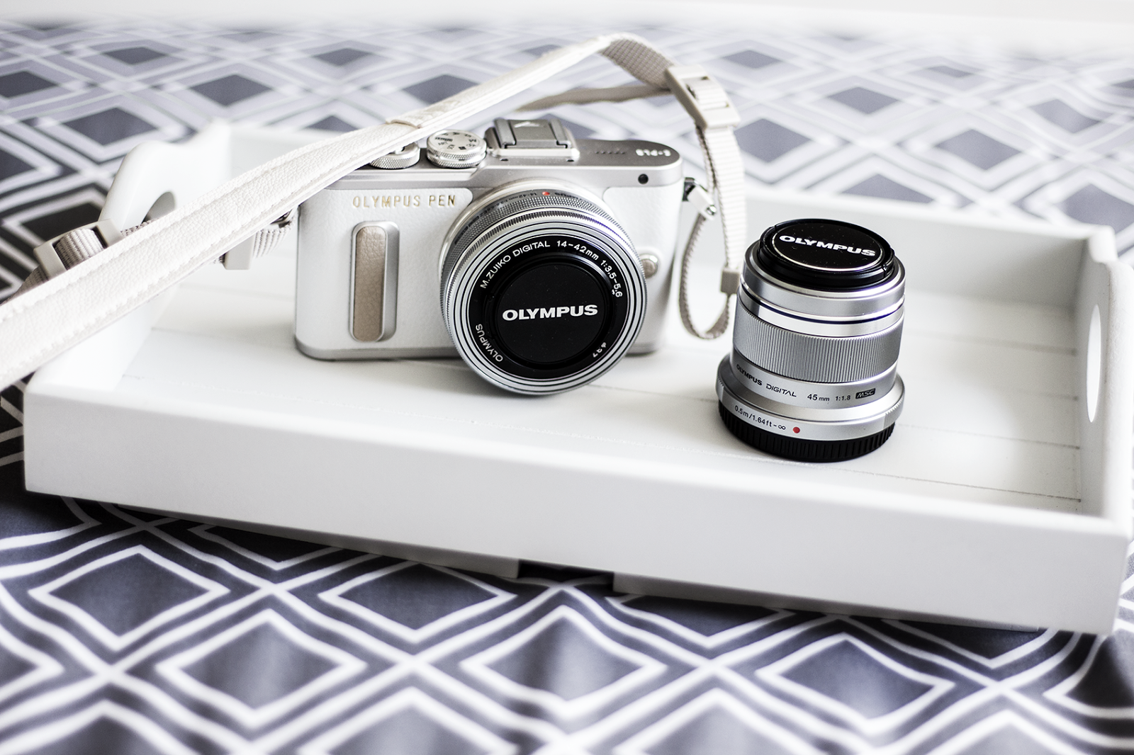 The Ultimate Blogging Camera- Olympus Pen E-PL8