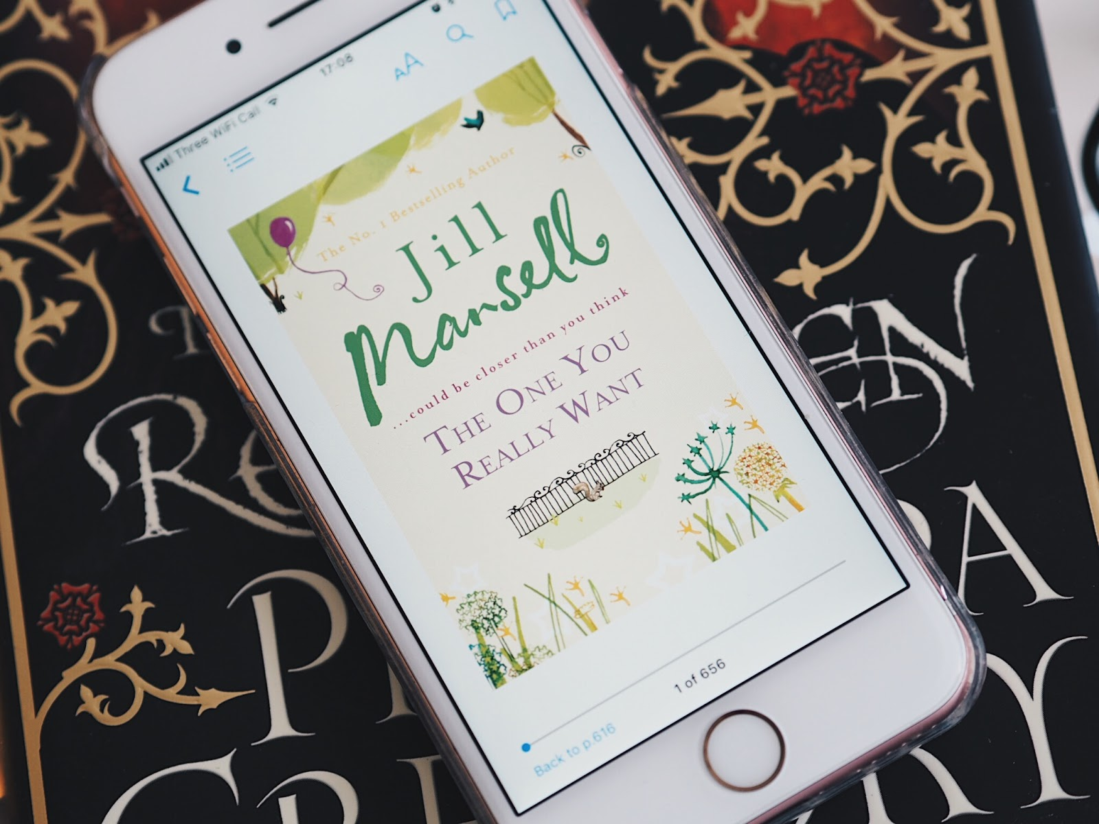 what i read in april 2018 the one you really want jill mansel