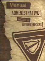 Resultado de imagem para manual administrativo do clube de desbravadores