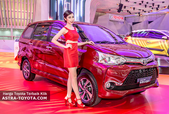 Toyota Veloz AUTO2000 Asia Afrika Bandung