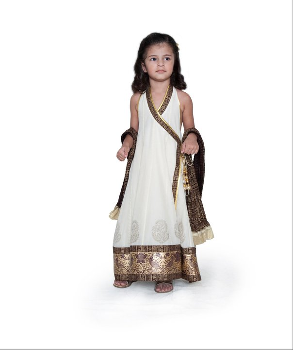 Fashion Tips Box: Eid Dresses For Kids 2011