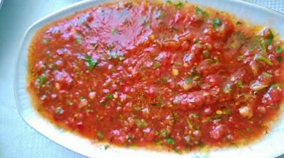ezme salata nasıl yapılır