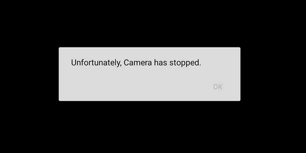 Cara Mengatasi sayangnya kamera telah berhenti di Vivo