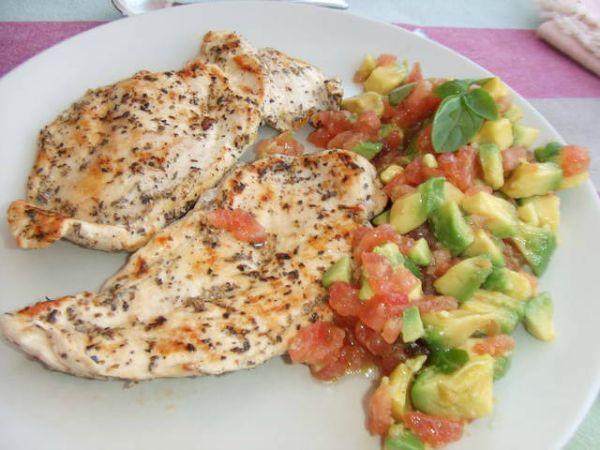 Image gallery recetas adelgazar - Cenas saludables para bajar de peso ...