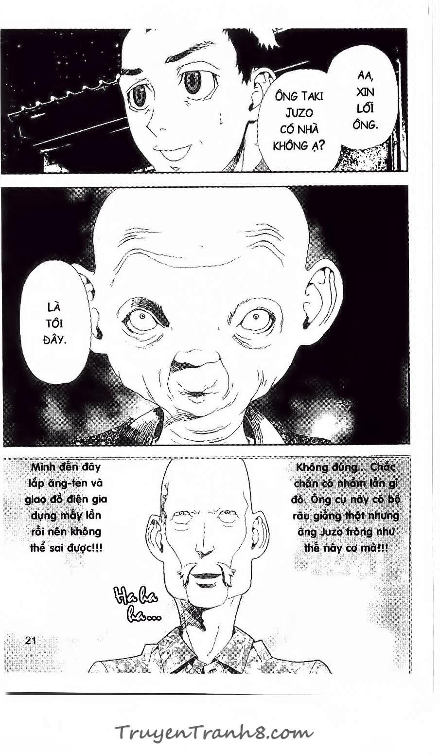Shiki chapter 27 trang 21