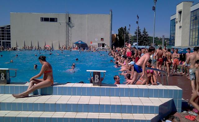 Bazinul Olimpic Cluj Napoca Strand Cluj