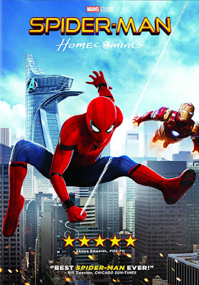 Spider-Man Homecoming [2017] [DVD5] [Latino]