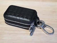 Lecxci Double Leather Keycase Video Review