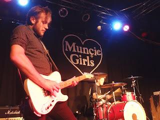09.10.2016 Dortmund - FZW: Muncie Girls