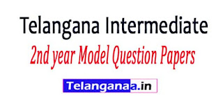 Telangana Intermediate 2nd year Model Question Papers