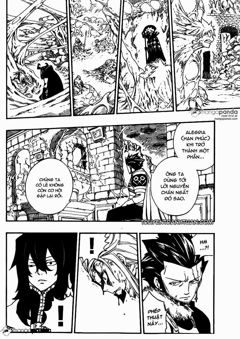 Fairy Tail chap 382 trang 24