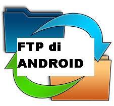Arti FTP Server di Ponsel Android