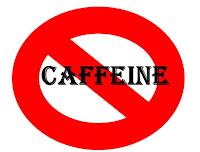 caffeine may harm fertility