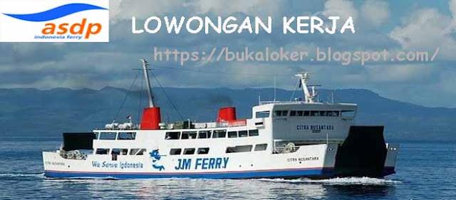 Lowongan Kerja ASDP Indonesia Ferry